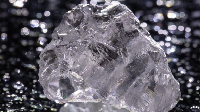 Diamond Discovery in South Africa